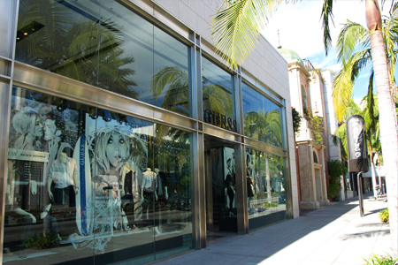 Guess Store - Rodeo Drive  - Ammco Iron, Inc.